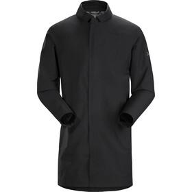 Arc'teryx Keppel Trench Coat Men Black II